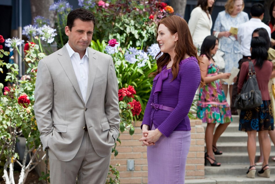 Julianne Moore and Steve Carell - 52.9m
