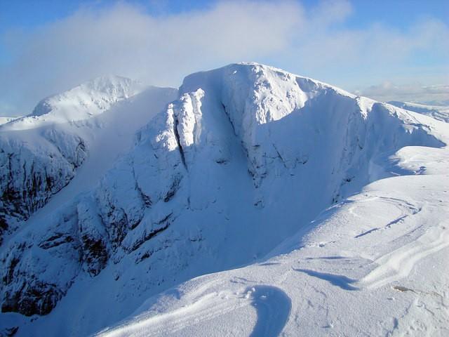 Glencoe avalanche