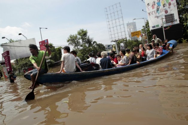 Indonesian Floods
