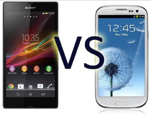 Xperia Z Vs Galaxy S3