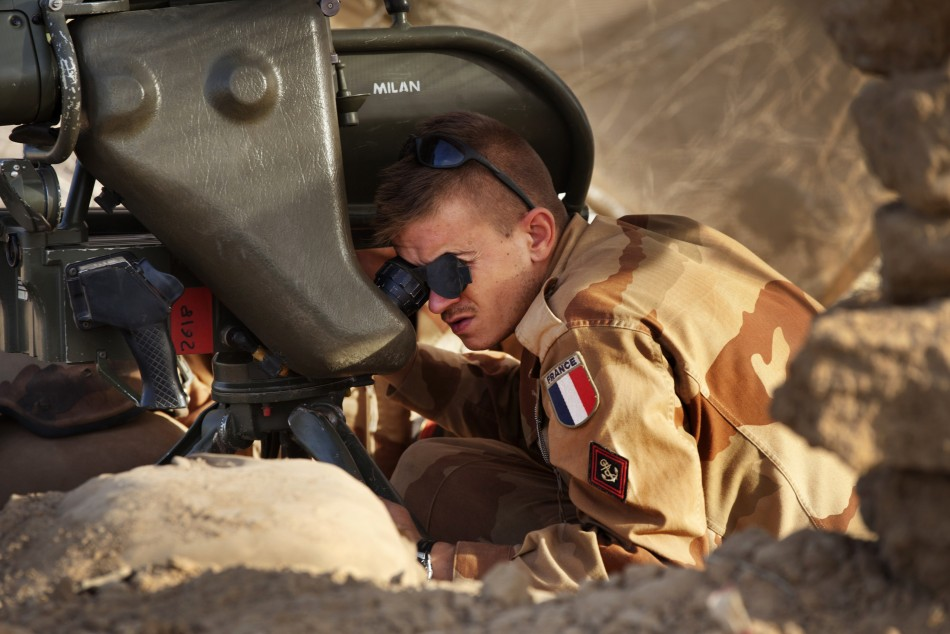 Looking for support: France and Mali want more from allies