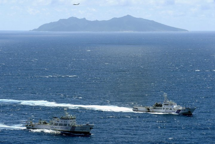 Diaoyu/Senkaku islands