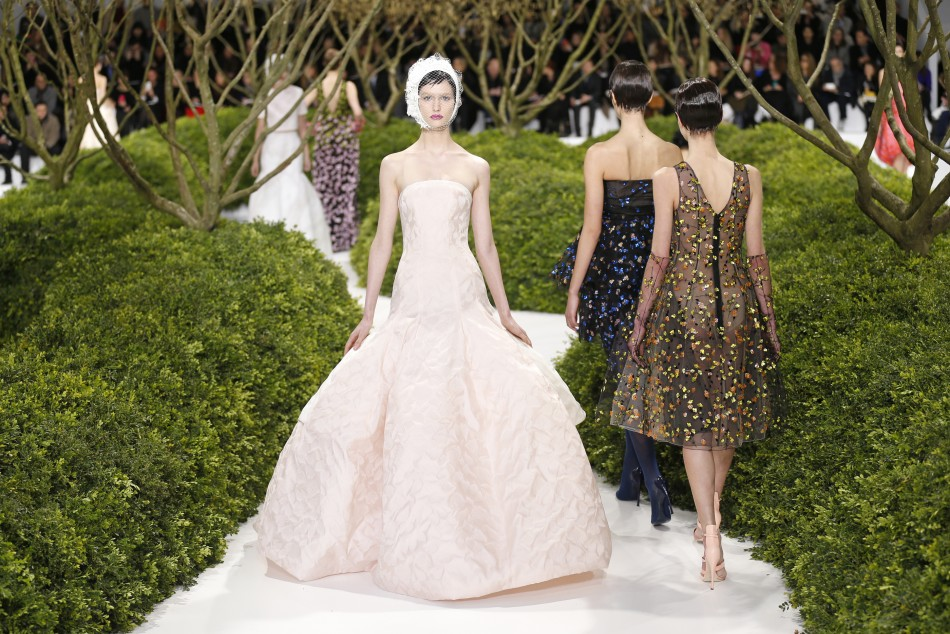 Paris Haute Couture Spring-Summer 2013