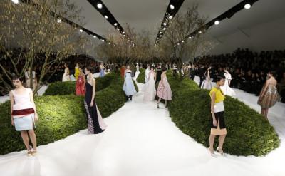 Paris Haute Couture Spring-Summer 2013