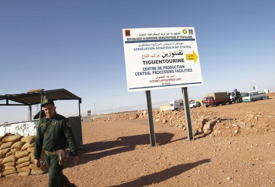 Algeria BP seige