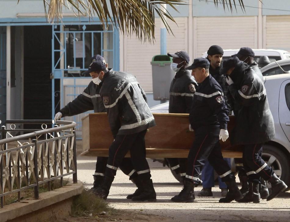 Algeria BP siege