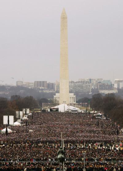 Obamas Second Inauguration