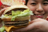 McDonalds\' Big Mac