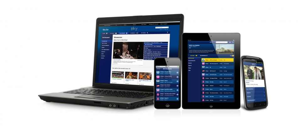 Sky Go Extra Launched