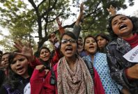 Series of rapes in India