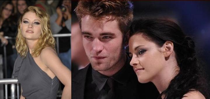Robert Pattinson Meeting Up With Emilie De Ravin In Australia.