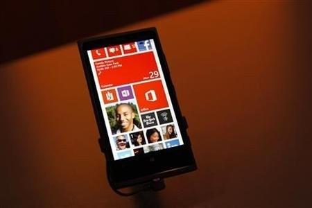 Windows Phone Growth in UK