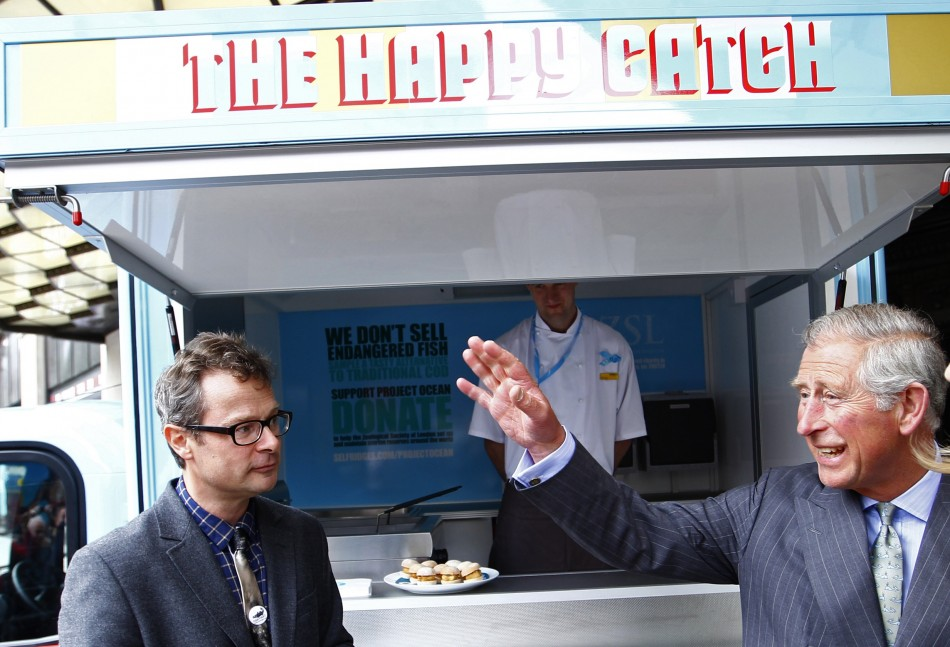 Hugh Fearnley-Whittingstall ends 'mac bap' campaign after mackerel overfishing.