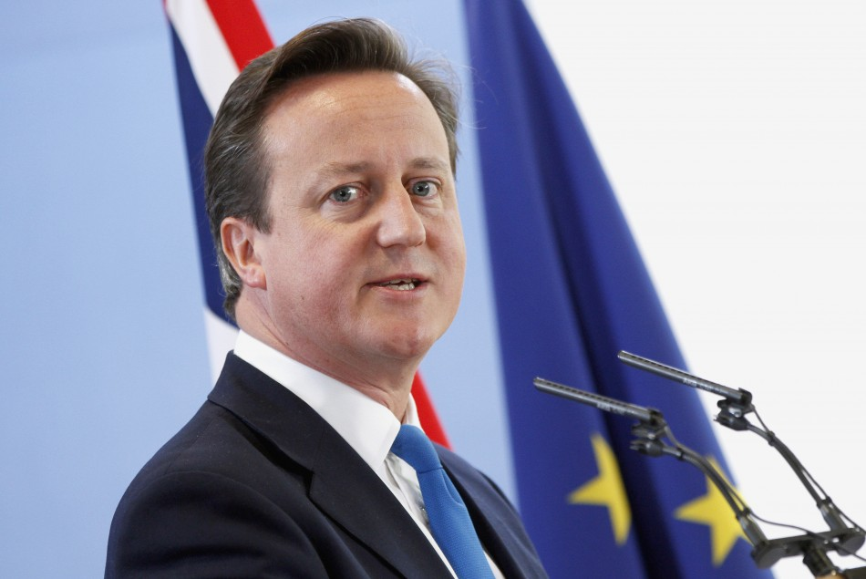EU is rocky water for Cameron