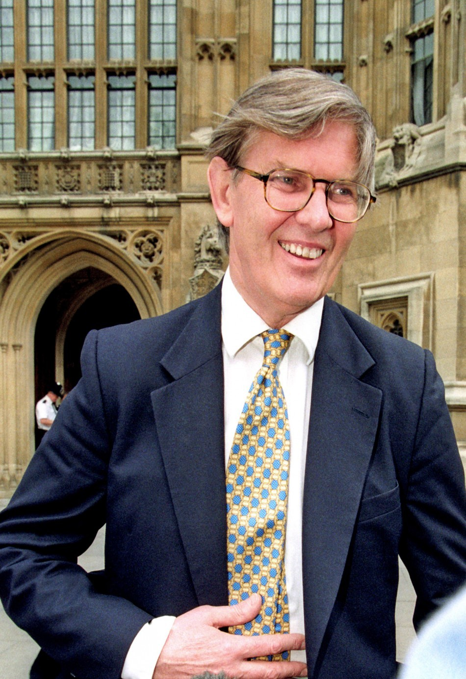 Tory Eurosceptic Bill Cash's diaries 'to reopen old wounds over EU'