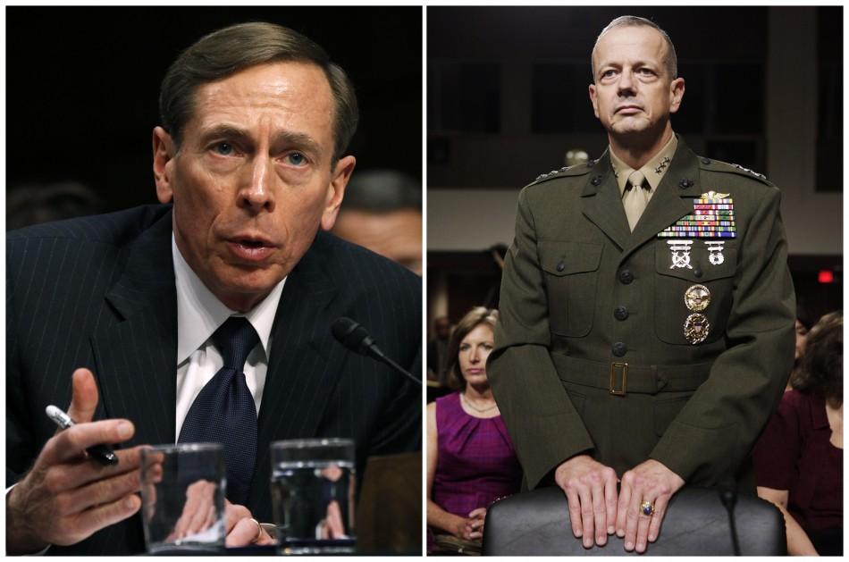 Allen - Petraeus
