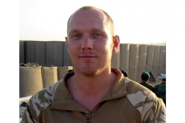 Corporal Jonathan Horne