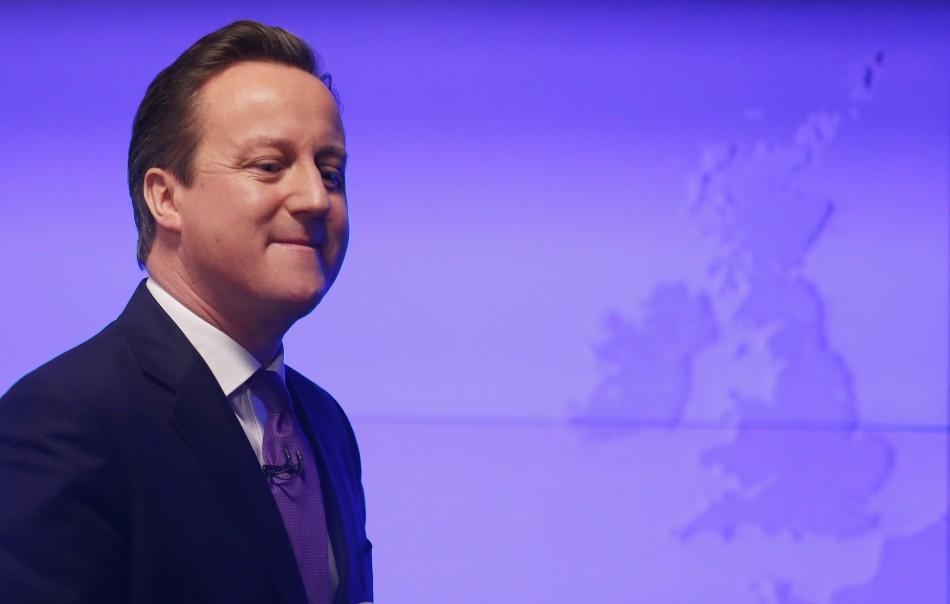 David Cameron EU