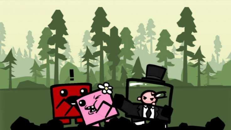 Super Meat Boy Indie Game the Movie