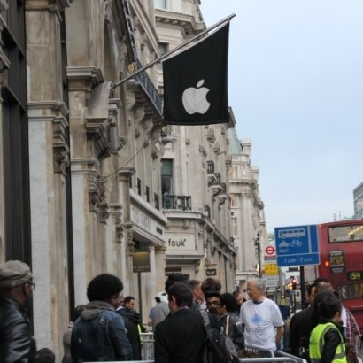 Apple Q1 2013 Results