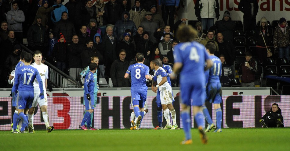 Seansea City v Chelsea