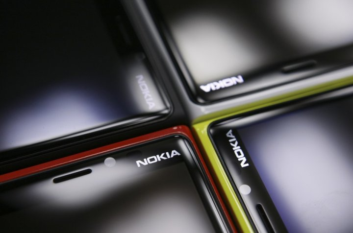 Nokia Q4 2012 results