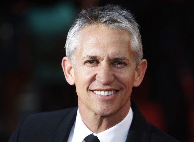 Gary Lineker currently earns around £2 a year as MOTD host  (Reuters)