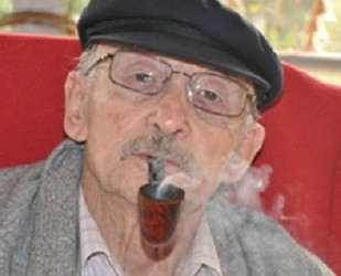 Moshe Roth, a Hadarim resident and participant in the TAU cannabis study.