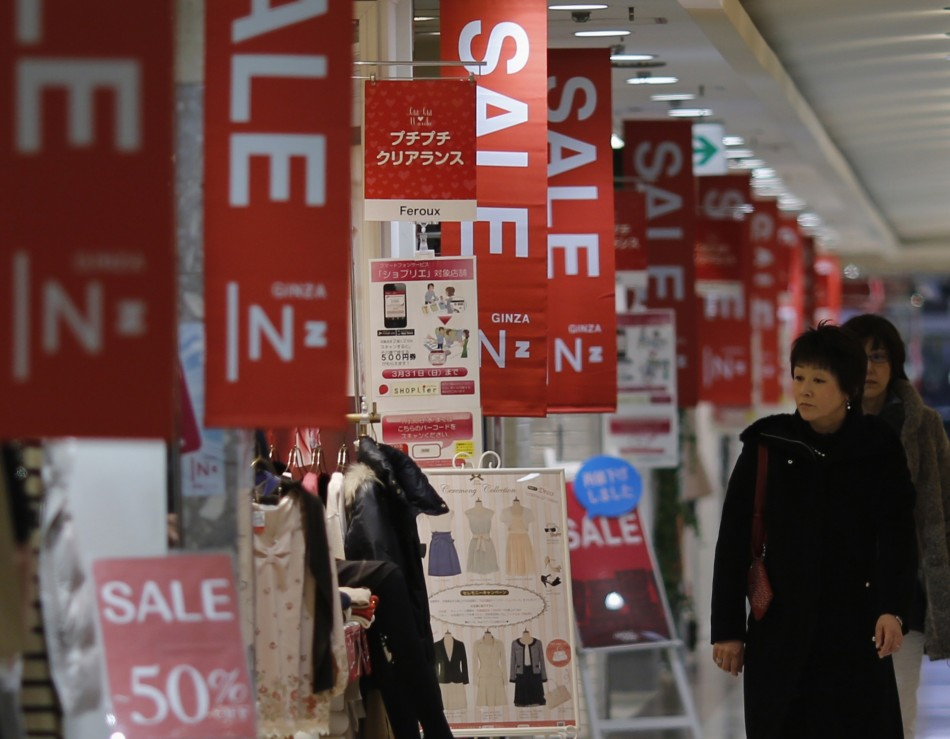 japanese consumer prices drop in december