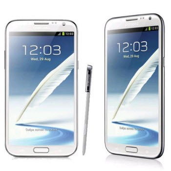 Galaxy Note 2 GT-N7100 Gets Latest Android 4 1 2 XXDMA5