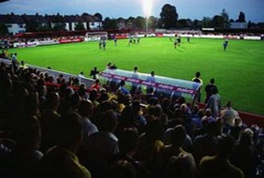 Kingsmeadow stadium
