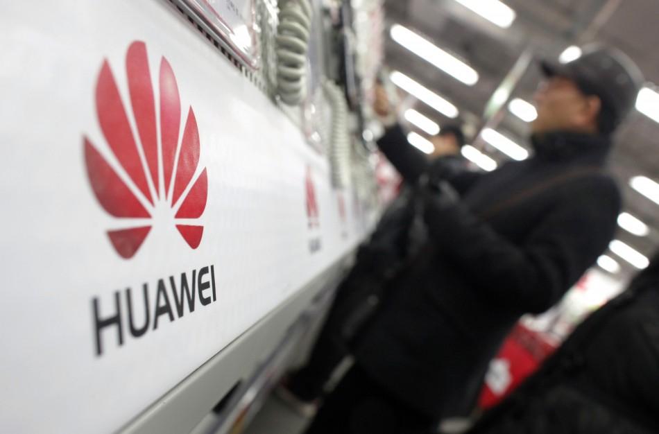Huawei Smartphone sales`