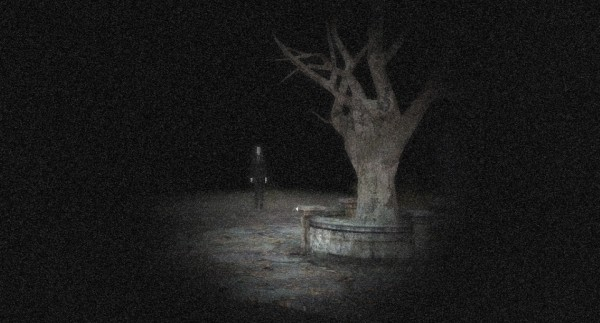 Slender Rising mobile game slenderman