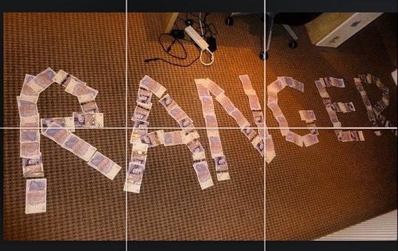 Nile Ranger £20 notes