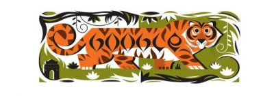 Google doodles 64th Republic Day India