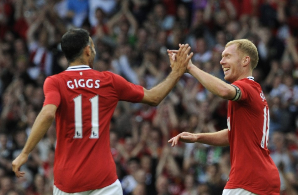 Ryan Giggs - Paul Scholes