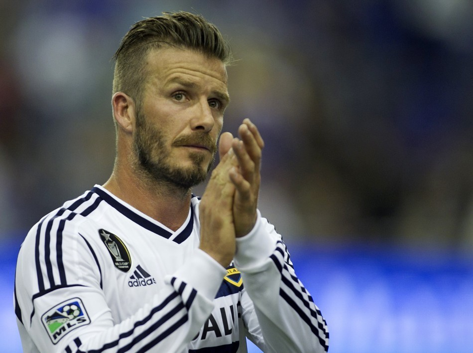 David Beckham as MLS Ambassador