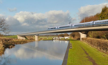 The £32.7bn project is scheduled to be completed in 2032 (Department of Transport)