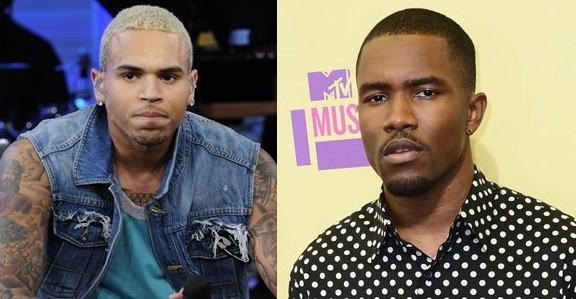 Chris Brown and Frank Ocean