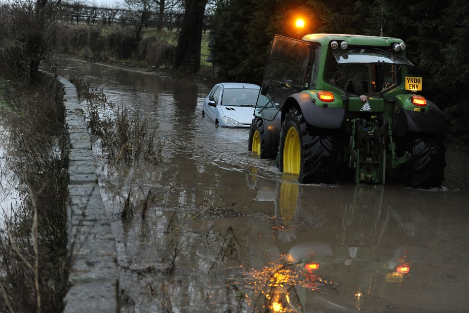 Floods 2013