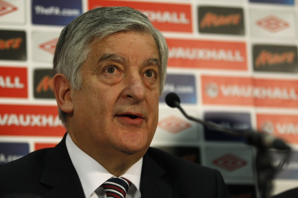 Football Association chairman David Bernstein admitted progress to impose the reforms have been