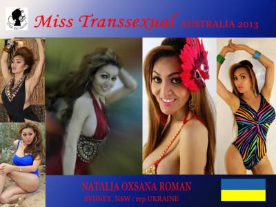Natalia Oxsana Roman