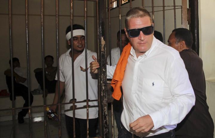 Bali Cocaine Ring: Lindsay Sandiford Associate Julian Ponder