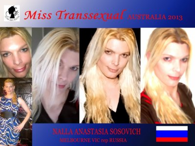 Nalla Anastasia Sosovich