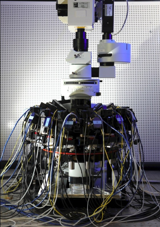 A super computer used on the Human Brain Project (Photo: The Human Brain Project)