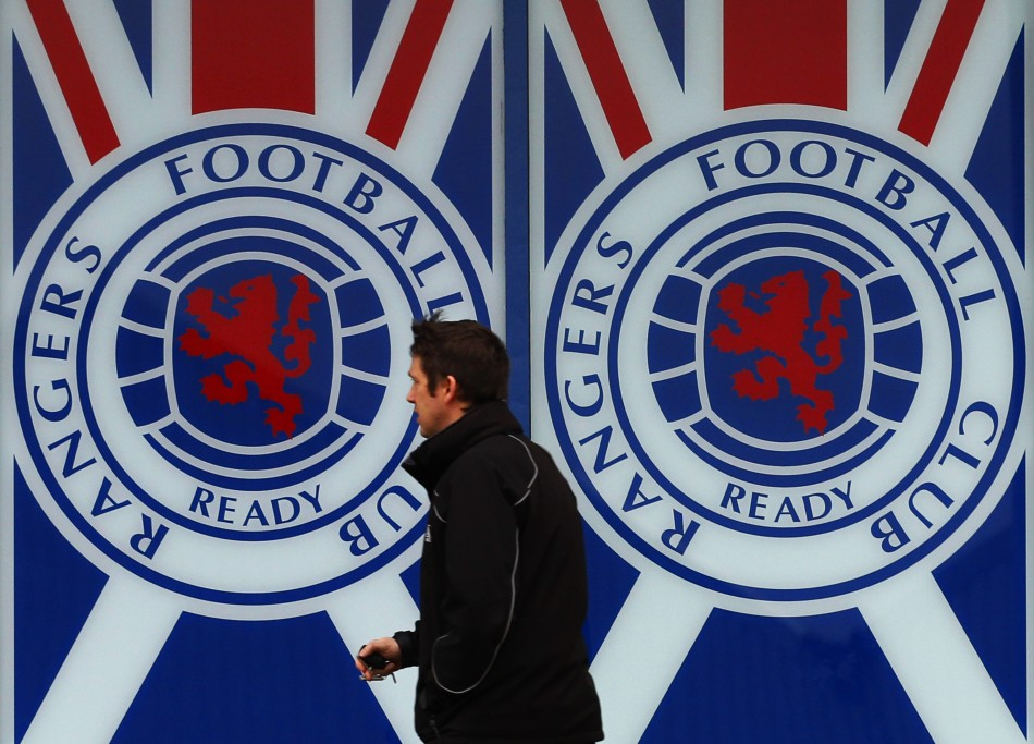 Rangers could be stripped of titles won between 2000 and 2011 if found guilty (Reuters)