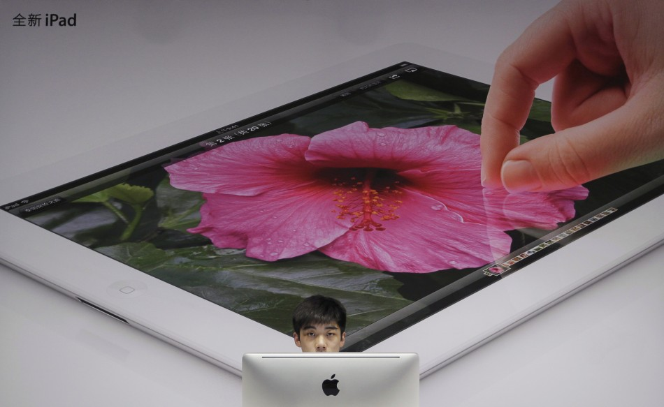 Apple Confirms 128GB iPad 4