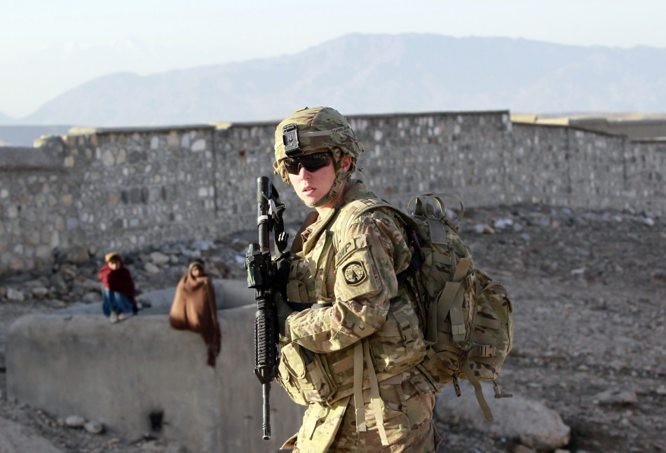 Sex On The Frontline Female Soldiers At Increased Risk -9913