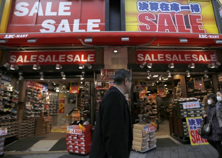 Japan Retail Sales Rise At Fastest Pace Driven By Apparels Food And