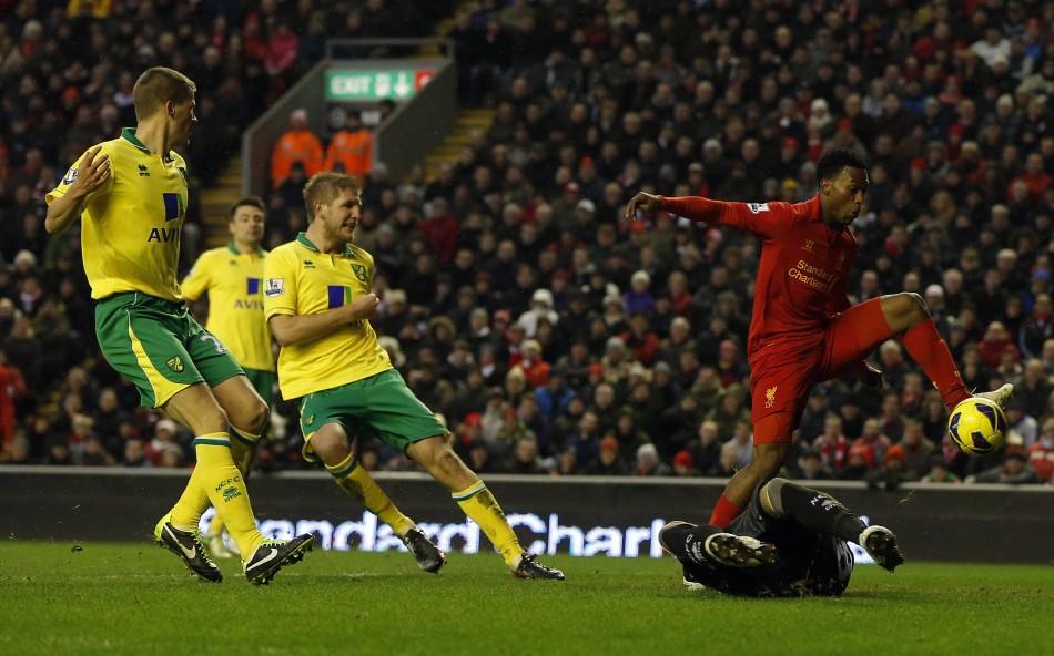 Liverpool v Norwich City